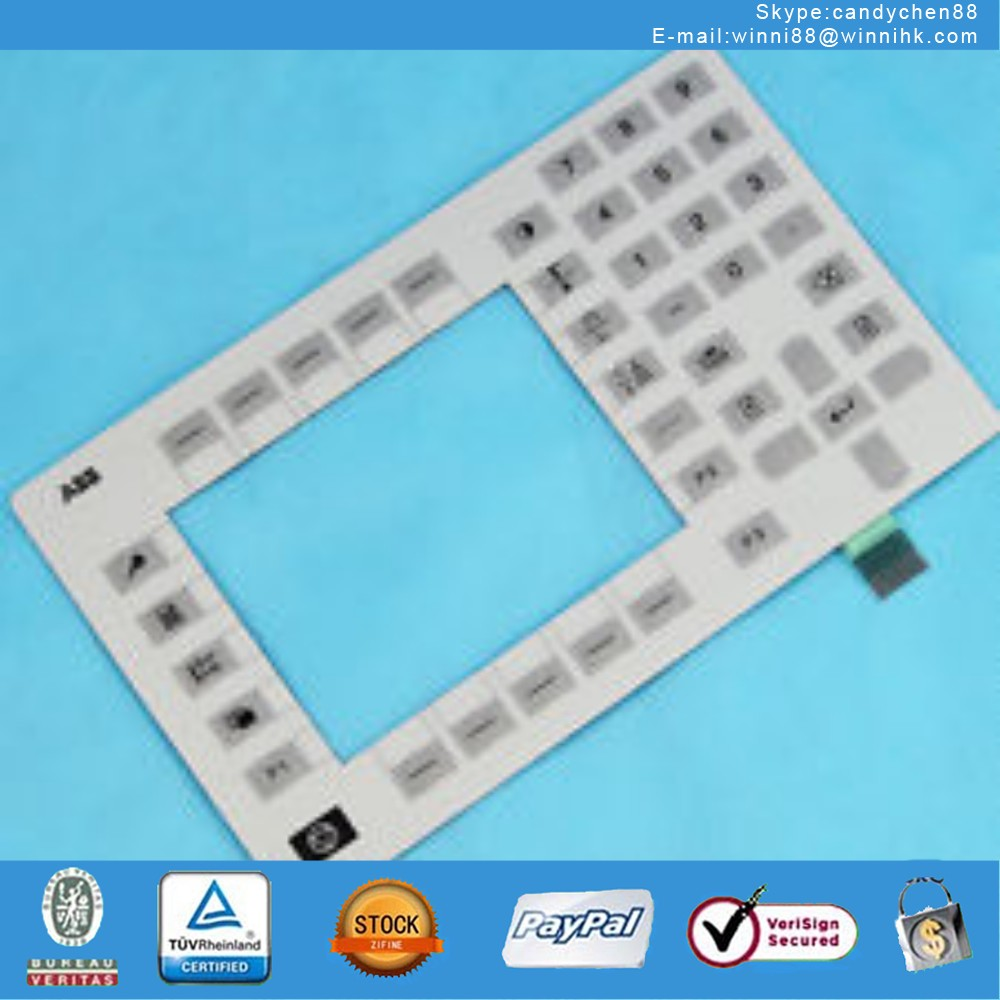 Membrane Keypad for ABB 3HNE00313-1