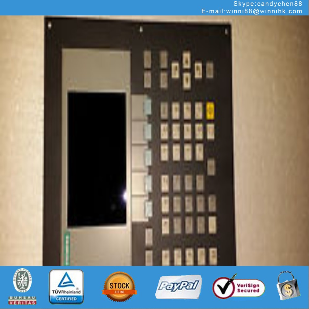 Membrane Keypad for SIEMENS SINUMERIK 802C