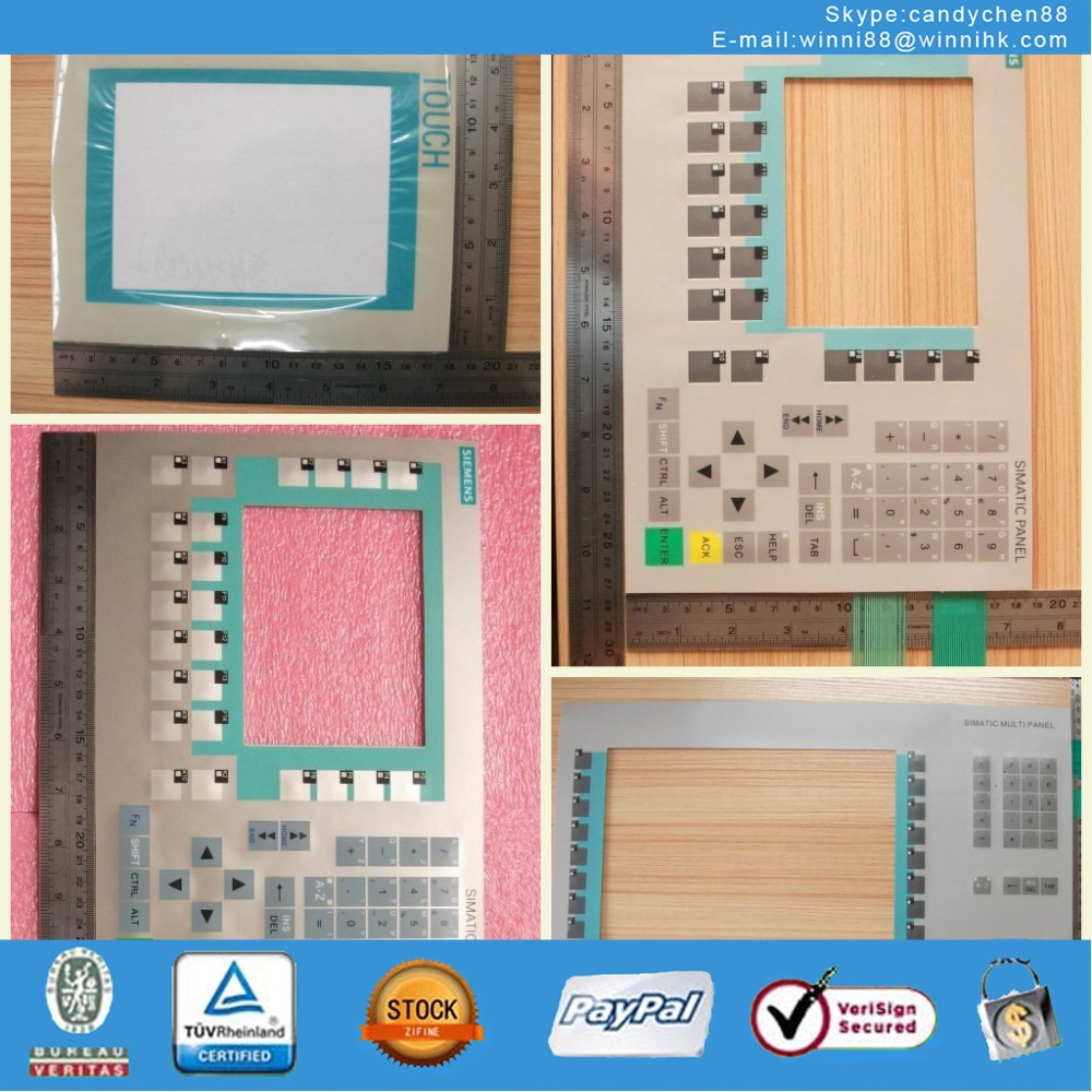 Membrane Keypad for LINX6200