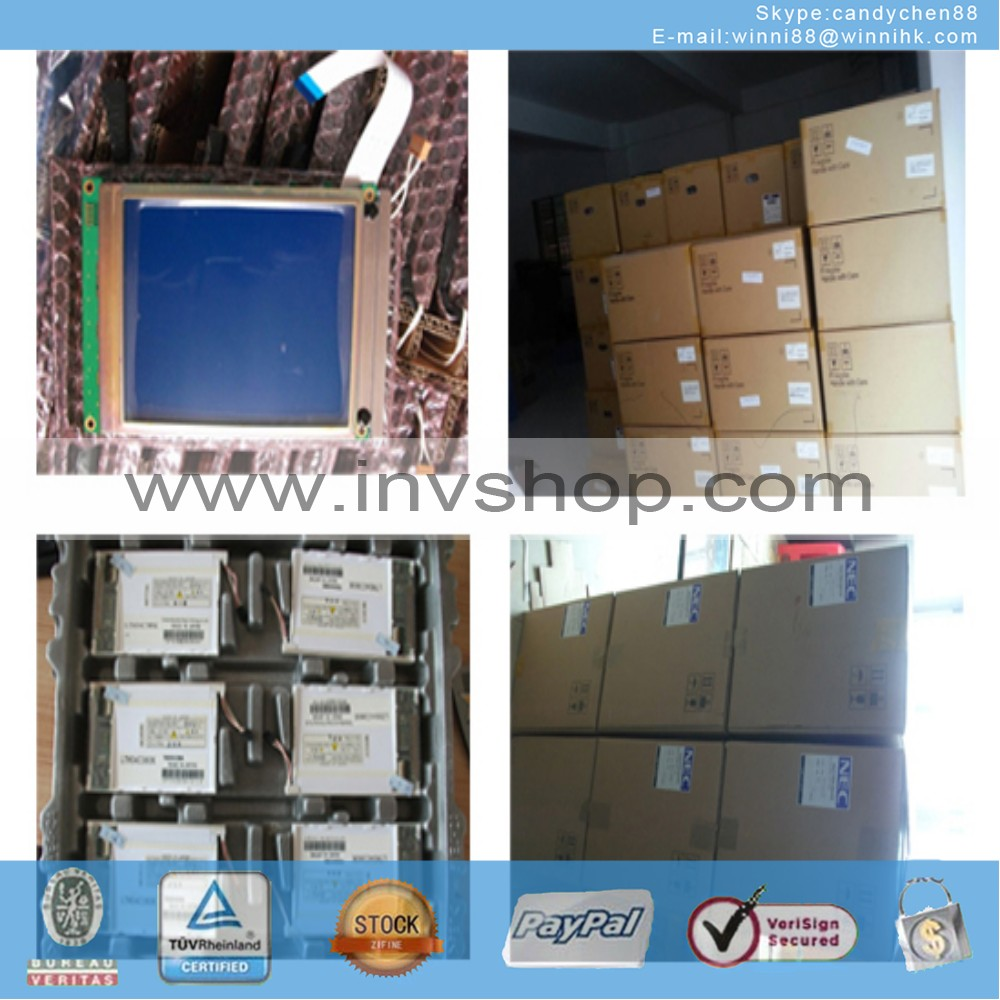 640*480 LM702-12C STN LCD Screen Display Panel for Nanya