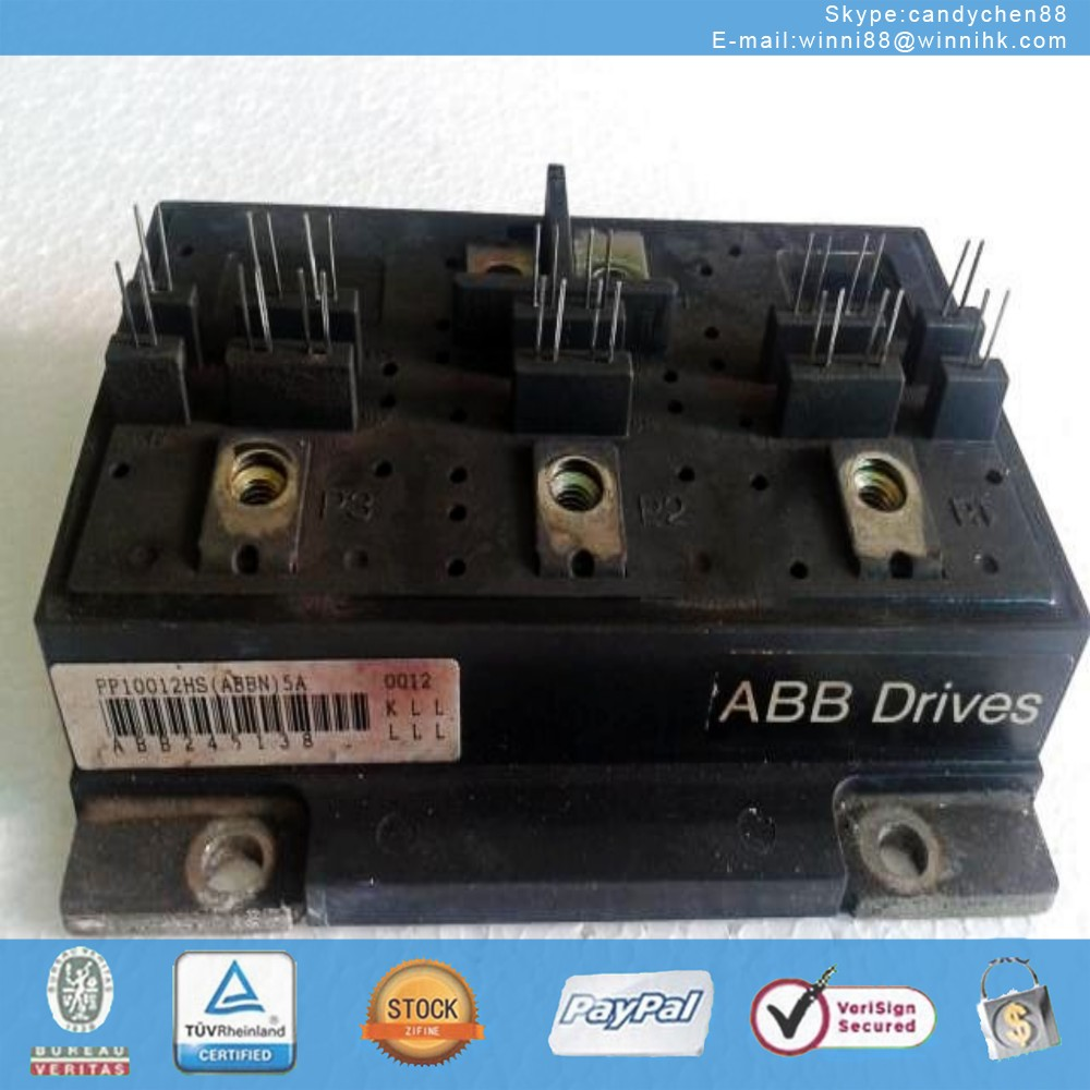 ABB MODULE PP10012HS PP10012 GOOD CONDITION