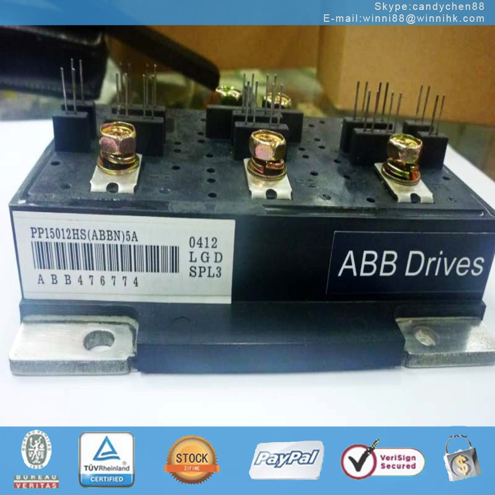 ABB MODULE PP15012HS (ABBN) 5A GOOD CONDITION