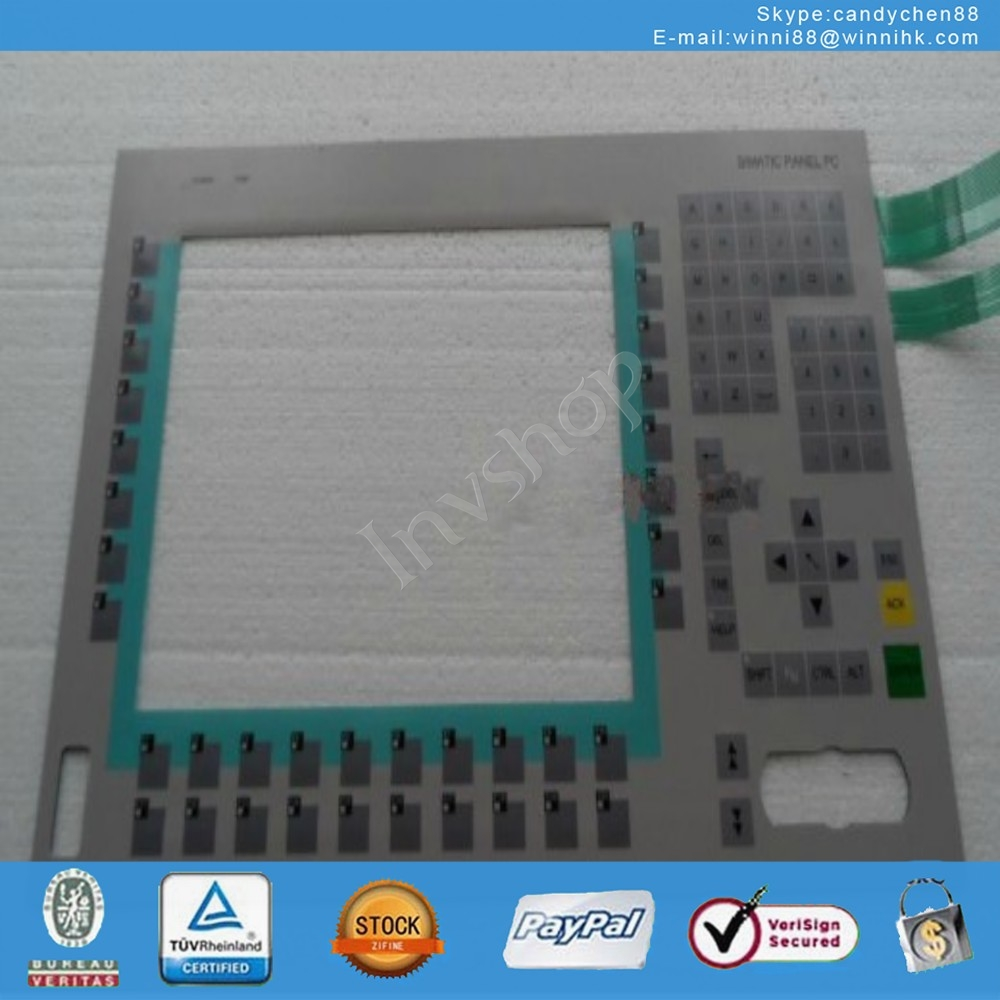NEW for SIEMENS PC670 670 Membrane 670 6AV7 723-1AC10-0AD0 Keypad PC new sdsda