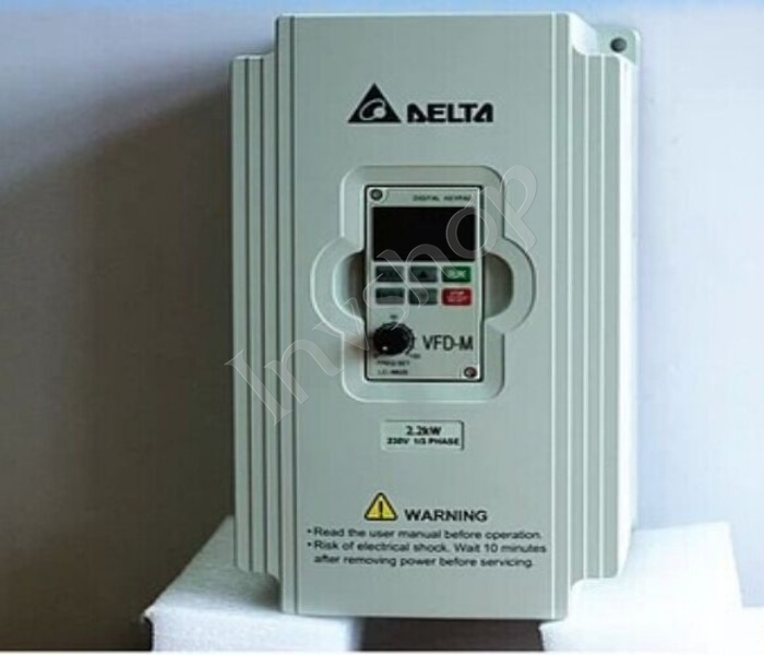 new Delta VFD015M43B-ZA Inverter VFD drive 3Phase 380V 1.5KW 2HP 0.1~400Hz