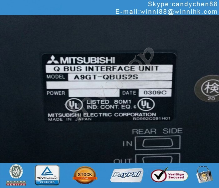 Mitsubishi A9GT-QBUS2S BUS INTERFACE UNIT