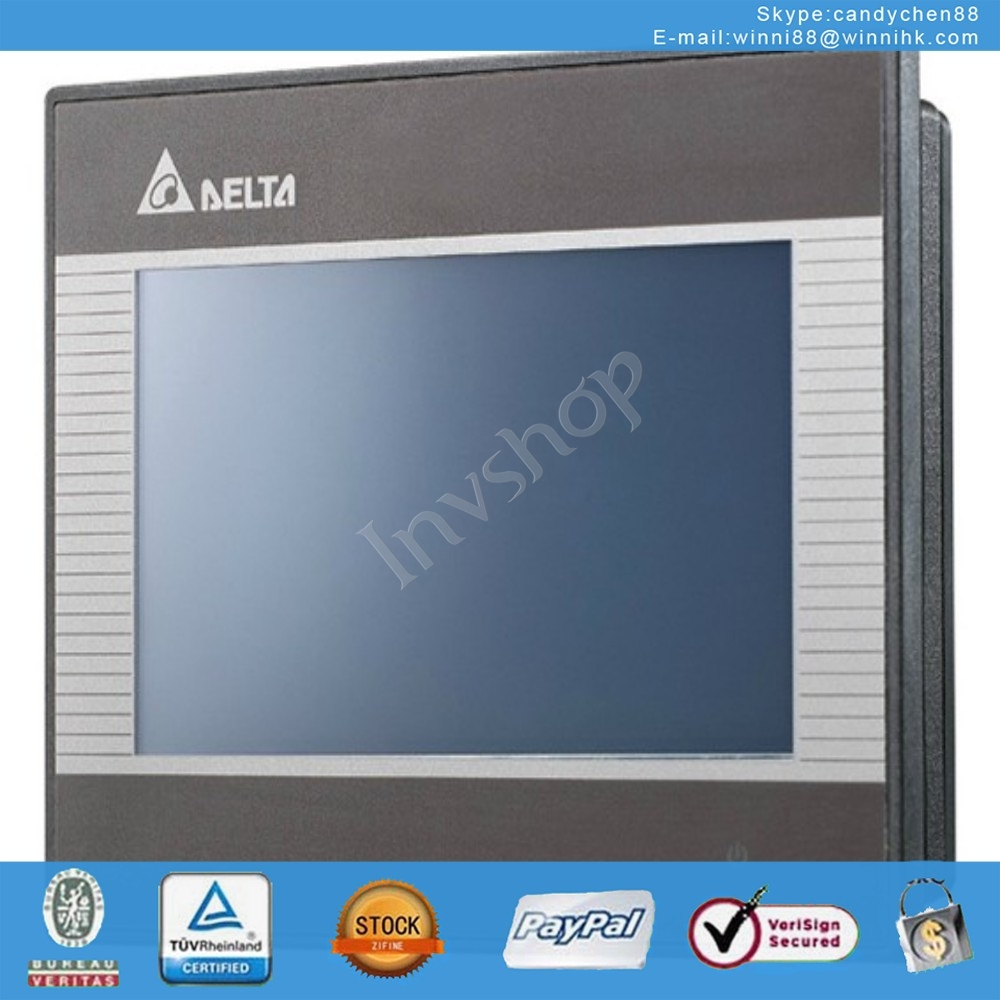 touch screen DOP-B03S211 New for Delta HMI 60 days warranty