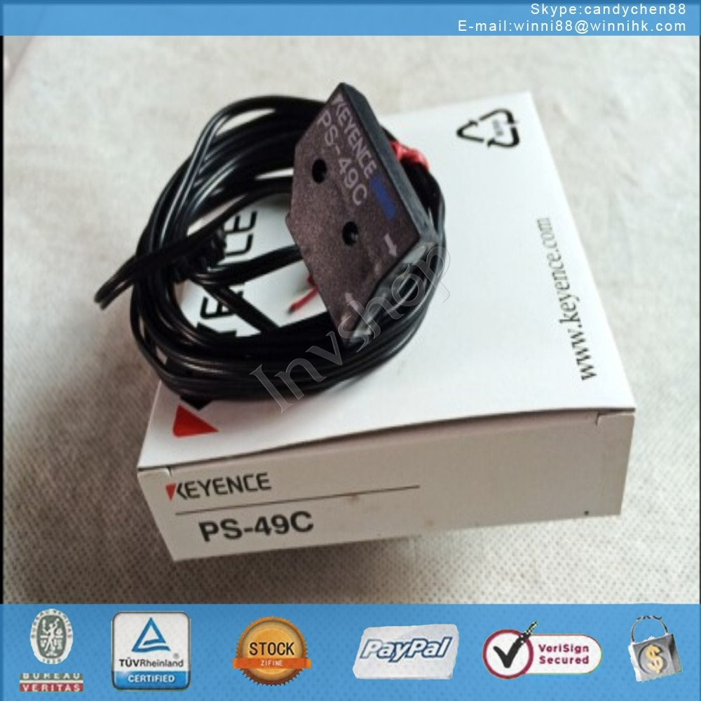 Keyence PS-49C Photoelectric sensor