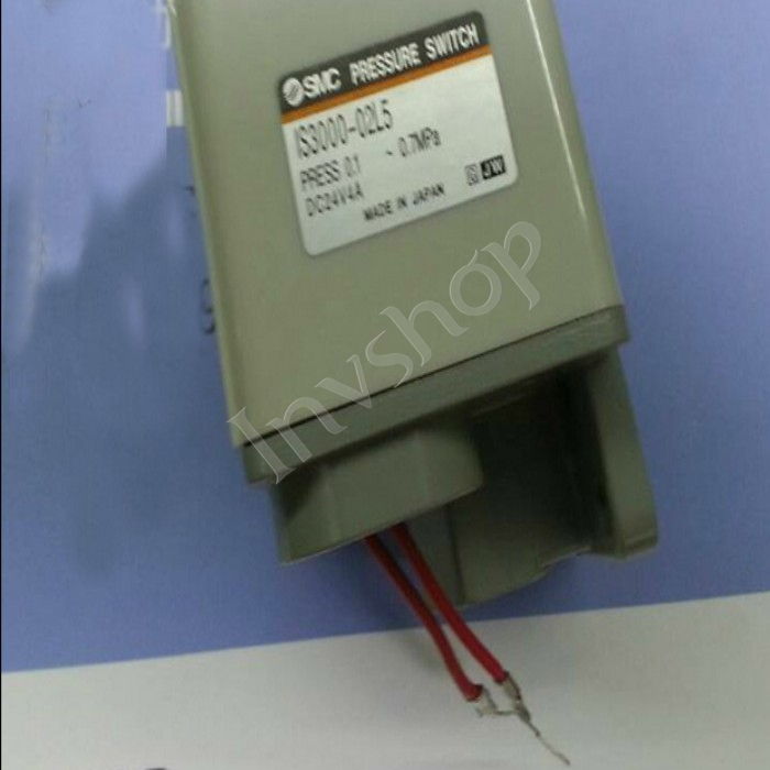 NEW S3000-02L5 SMC Pressure Switch