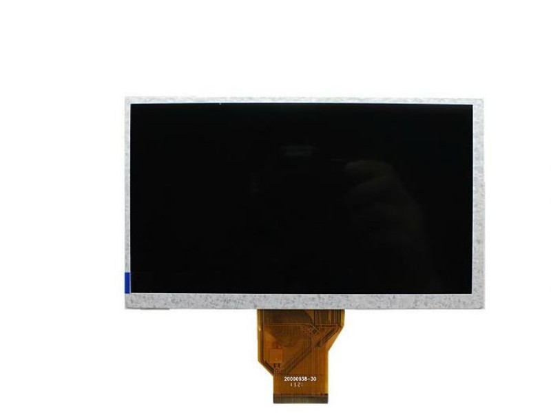 High Resolution Chimei LCD Panel 7.0 Inch 800*480 For Portable DVD Player AT070TN90 V.1