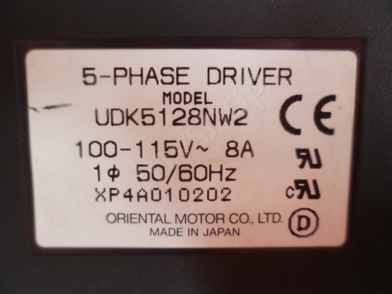 UDK5128NA 5-PHASE DRIVER USED
