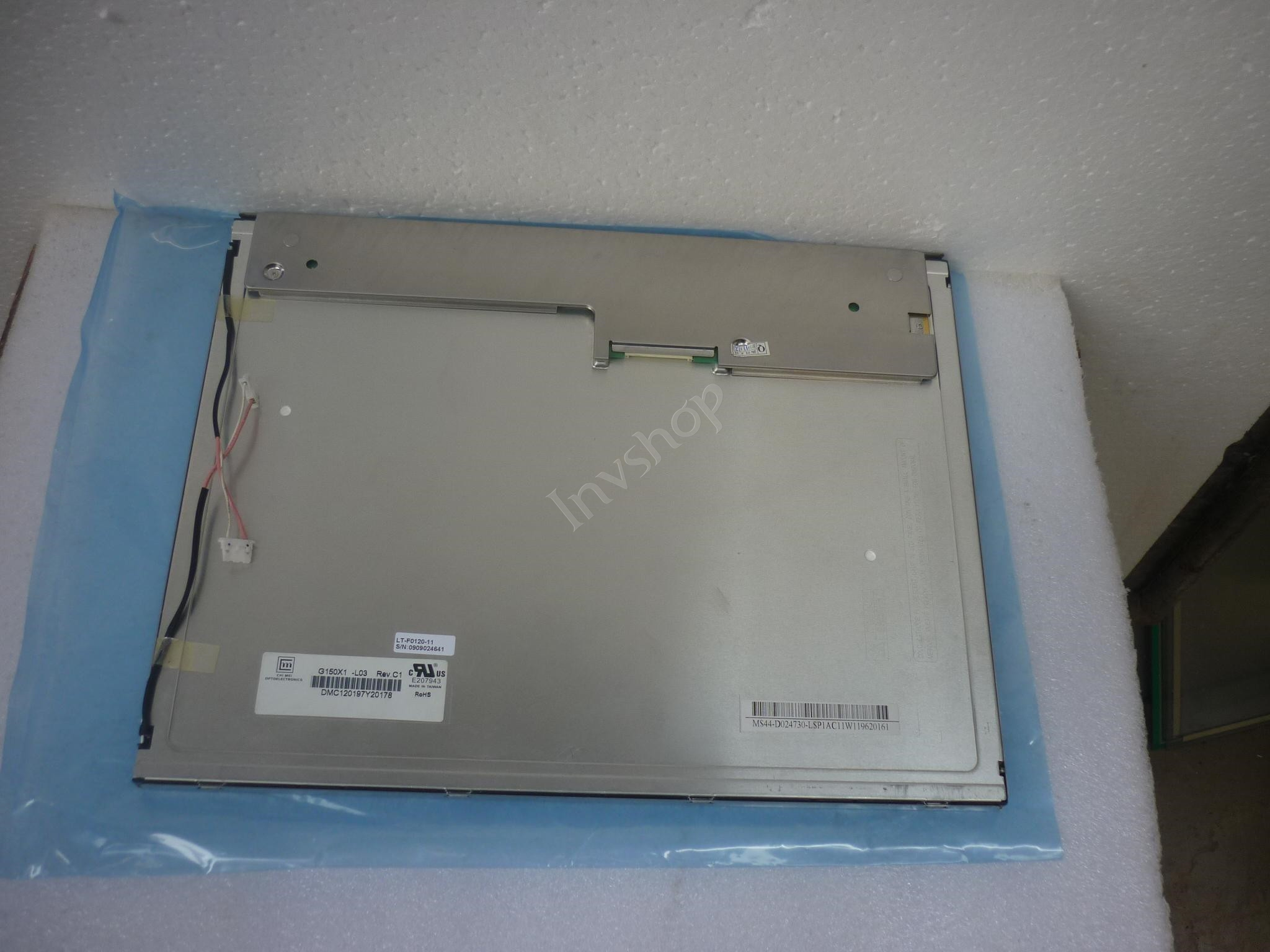 G150X1-L03 CMO 15inch lcd display New and Original