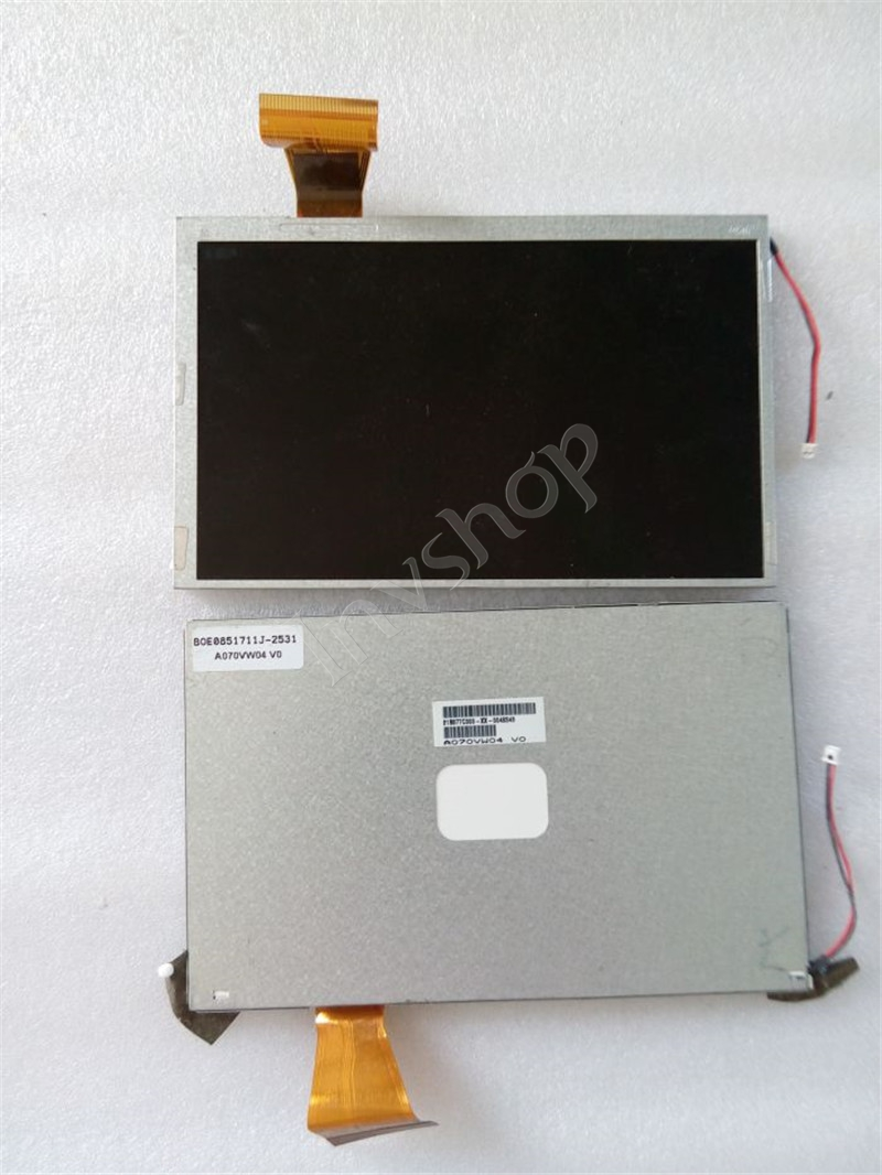 A070VW04 V0 AUO 7inch LCD Display New and Original