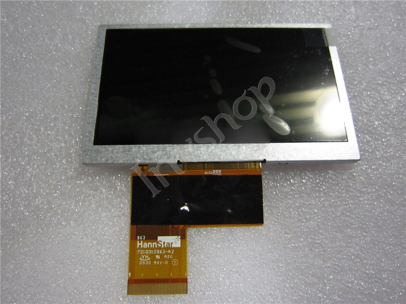 TH465-MT HMI inside LCD Display
