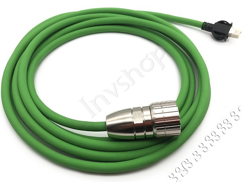 VW3M8102R50 PUR Cable for Schneider Encoder 5M