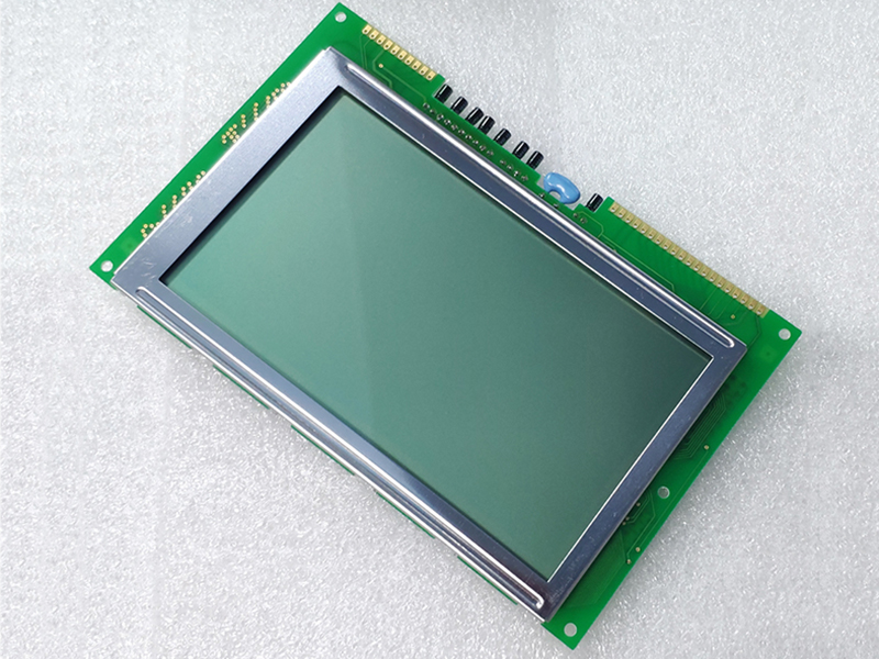 original 5.1inch LMG6400PLGR 240*128 industry 20pins stn-lcd display