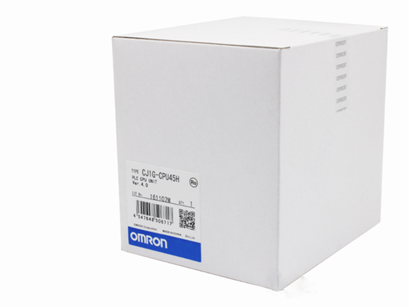 Omron CPU unit module CJ1G-CPU45H