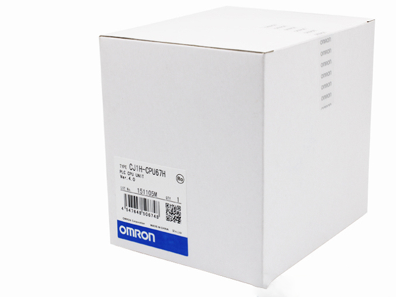 Omron CPU unit module CJ1H-CPU67H