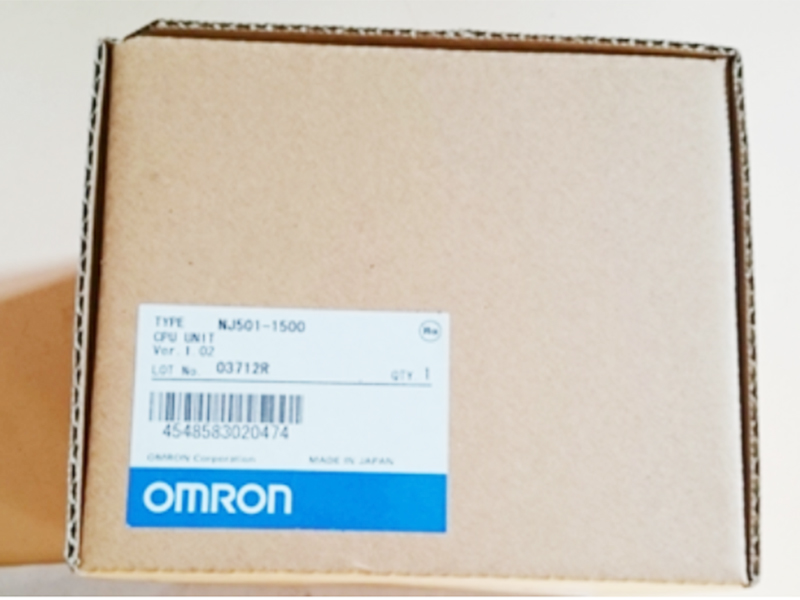 omron unit module NJ501-1500