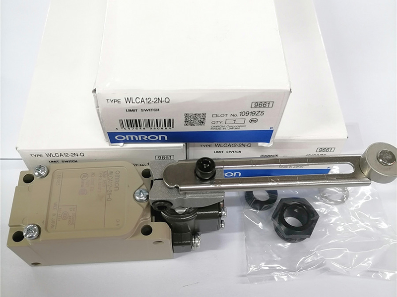 WLCA12-2N-Q OMRON travel switch sensor