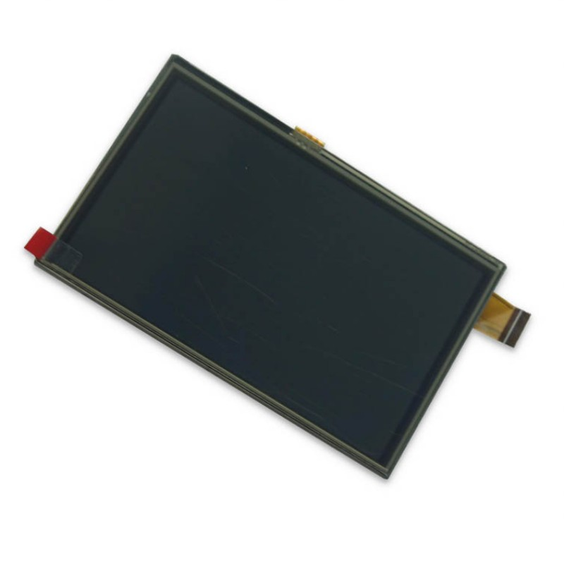 45 pins RGB 5 inch 800*480 lcd touch display modules TM050RBH01-41 with 4-wire Resistive Touch
