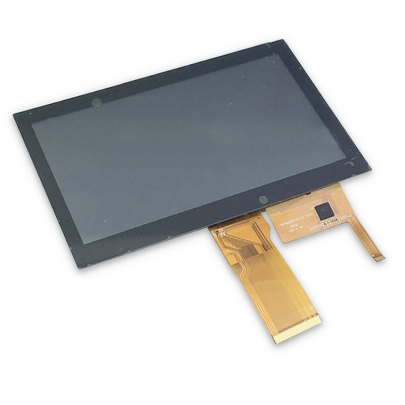 50 pins RGB 7 inch 800*480 lcd touch display modules TM070RVHG01-02