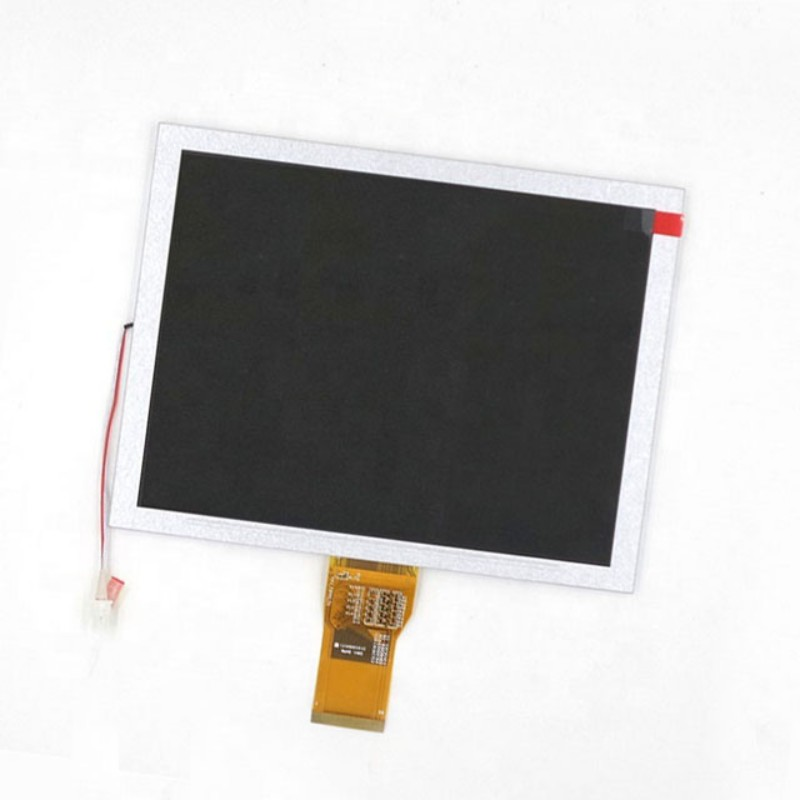 50 pins RGB 8 inch 800*600 lcd display modules TM080SDH02-41 for Digital photo frame